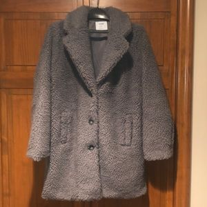 Old Navy Teddy Bear Coat